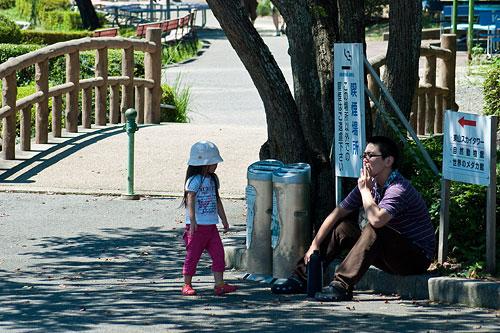 東山動物園夏1-4