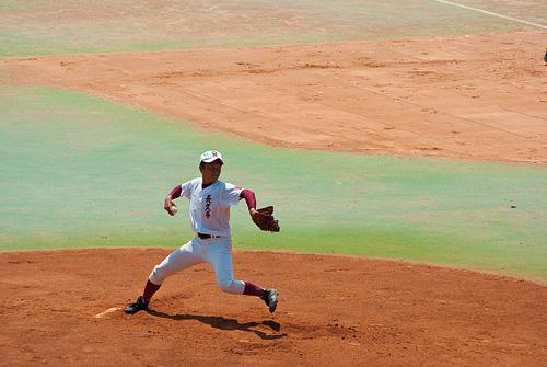 高校野球1-10