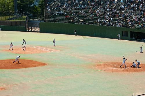 高校野球1-11