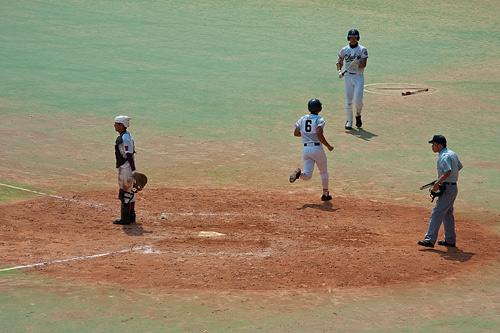 高校野球1-13