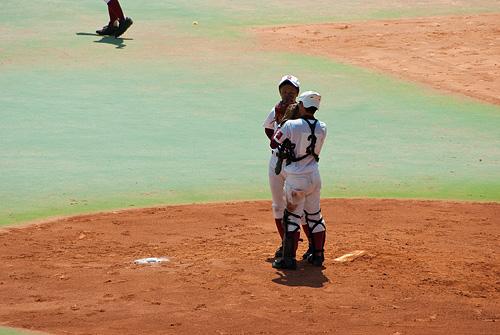 高校野球1-14