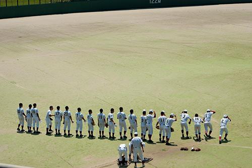 高校野球1-2