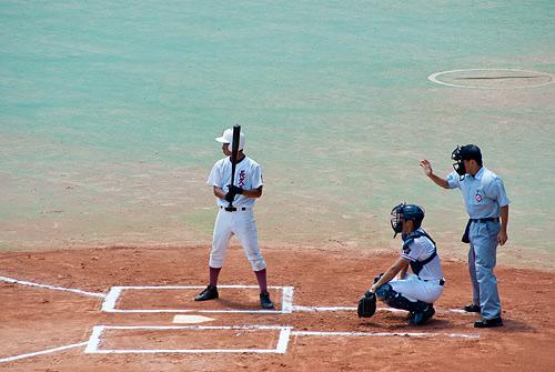 高校野球1-5