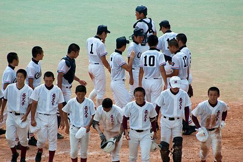 高校野球2-13