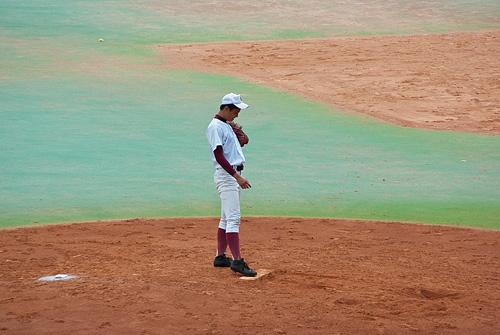 高校野球2-9