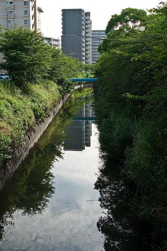 名古屋城帰り道-7