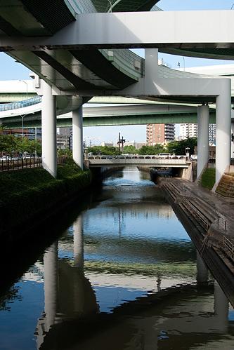 名古屋城帰り道-8
