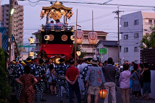 大森天王祭-9