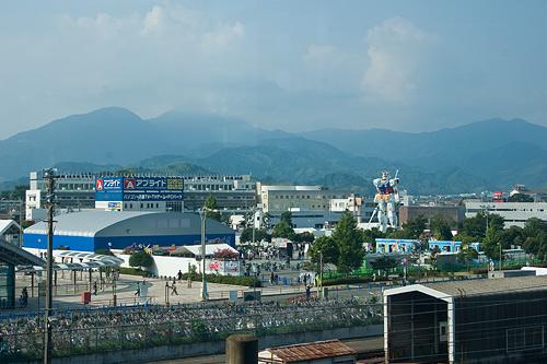静岡ガンダム-2