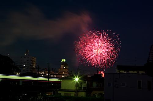 岡崎花火2-4