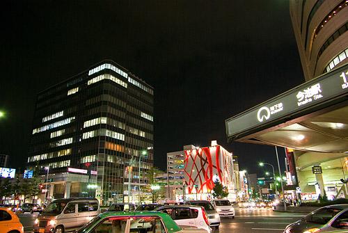 本山から栄-9