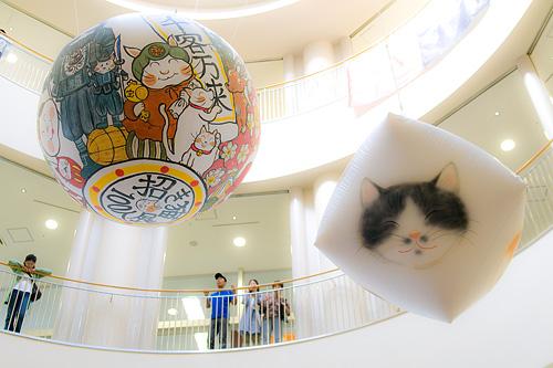 招き猫まつり1-2