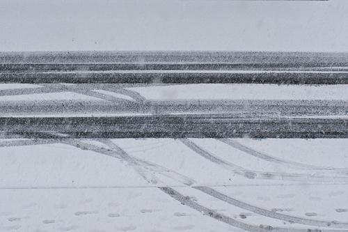 雪降り-9