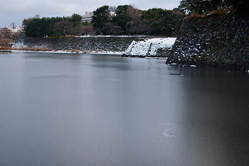 雪の名古屋城2-8
