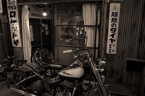バイク陸王