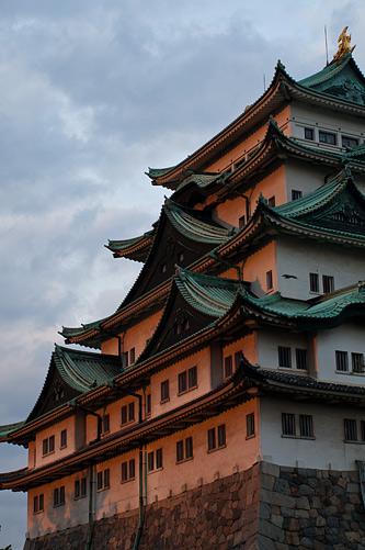 名古屋城桜-6