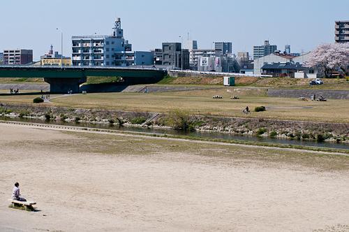 河原風景-11
