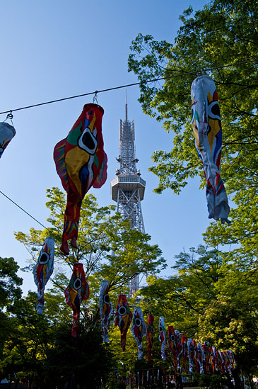 栄から名城公園-3
