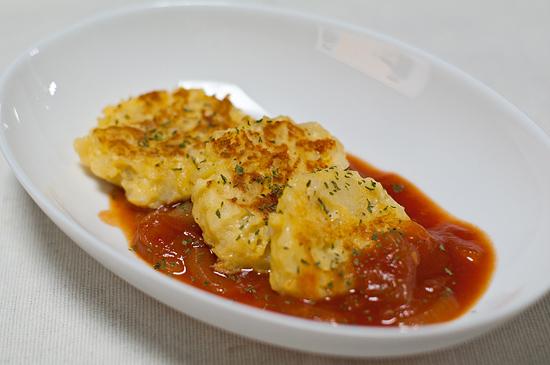 サタデー料理-3