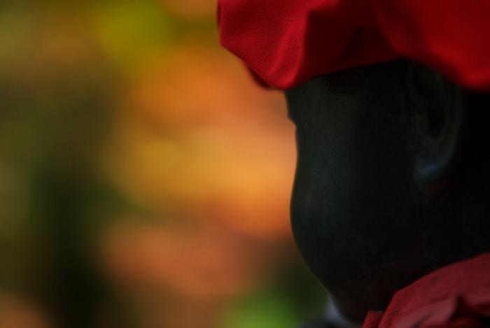 森町 大洞院の紅葉 其の弐