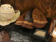 ハンドメイド帽子