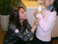 美人で更に心も美しい「水晶妹妹」が中国で話題らしい