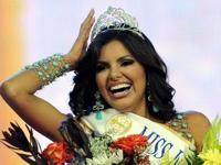 2009年ミス・インターナショナル世界大会優勝はベネズエラのHannelly Quintero Ledezmaさん(21)