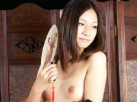 中国女子大生ヌードモデル mika