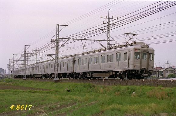 鉄道もろもろ日記 南海6100系 まもなく引退