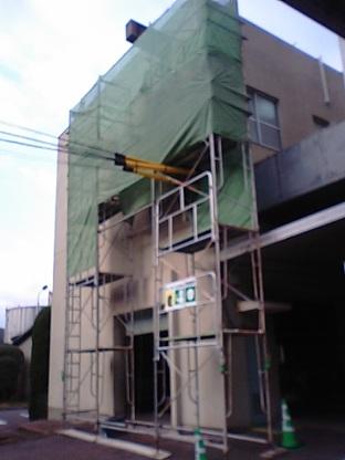 鋼製建具取替~撤去他の工事