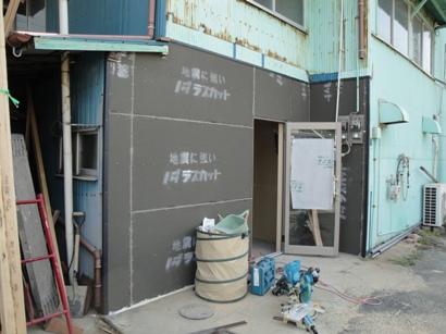 某店舗改装工事 ~ 外装・内装
