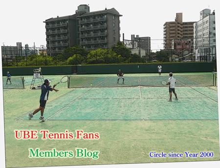 宇部テニスファンズイメージ