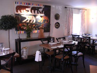 ミッシュラン星付きレストラン